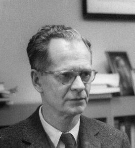 B.F. Skinner psykolog